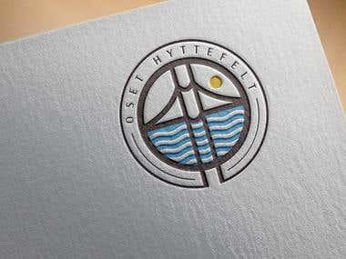 OH logo design
