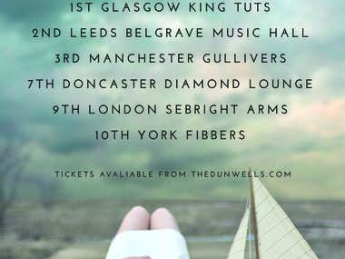 The Dunwells Tour Poster