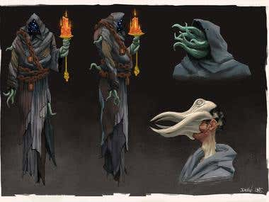 Apparition concept