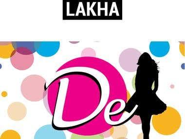 De Lakha Logo