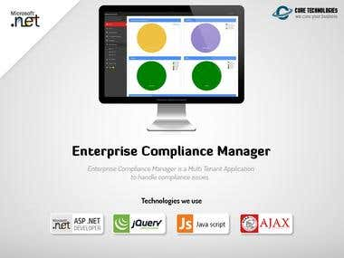 Enterprise Compliance Manager