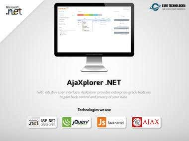 AjaXplorer ASP.NET