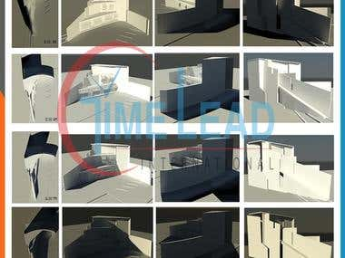 Architecture - Building Solar Study