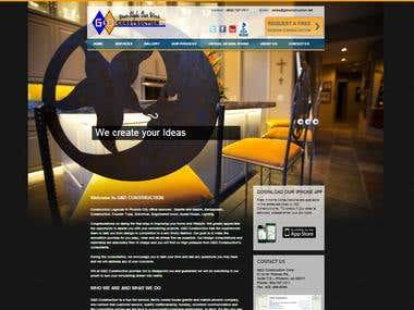 Construction Website & SEO