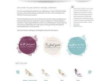 The Perfect Bridal Company [www.theperfectbridalcompany.com]
