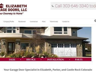Elizabeth Garage Doors