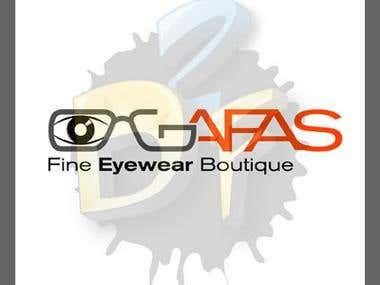 Gafas logo