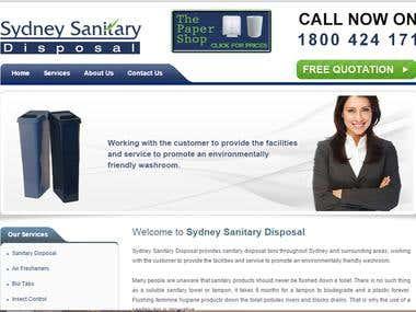 Sanitary Store , Australian Leading Company\'s Website