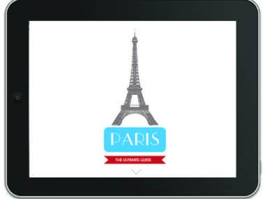 Paris Travel Guide App