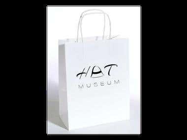 Hat Museum branding