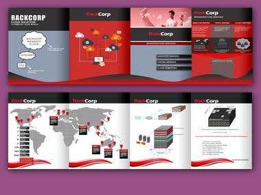 Meenu Chan - Brochure Design