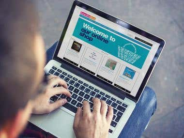 e-commerce Website for Books Seedhideal.com