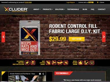 Buyxcluder.com (defense from rodent and pest)