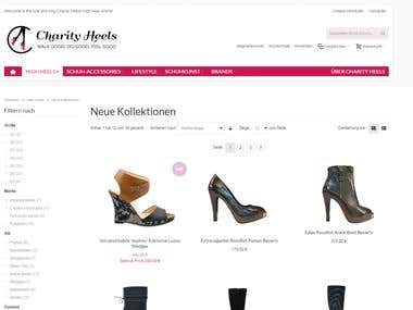 Shop.charity-heels.de (shoes store)