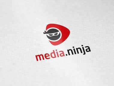 Logo Media.ninja