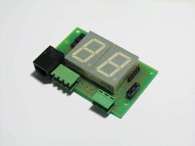 Universal temperature & humidity meter