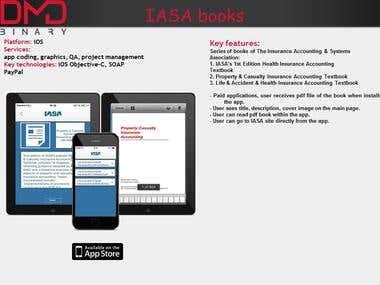 IASA books