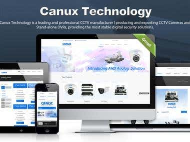 Canux Website