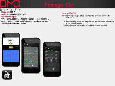 Tamago Car