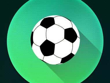 Football Run - Game development.