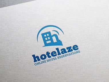 Hotelaze Logo