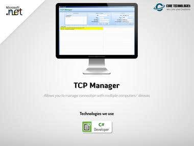 TCP Manager
