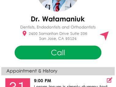 Doctor App.