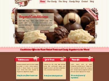 Condilicious Beautiful  websites