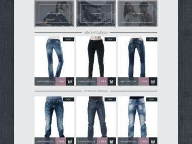Top secret (Интернет магазин одежды)