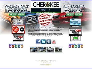 Cherokee Ford