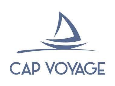 CAP VOYAGE Logo
