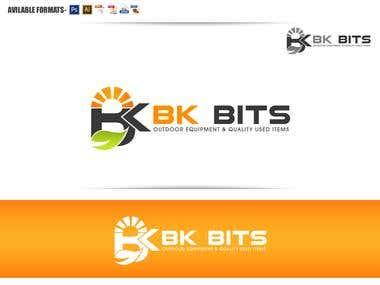 Logo Design - BK Bits