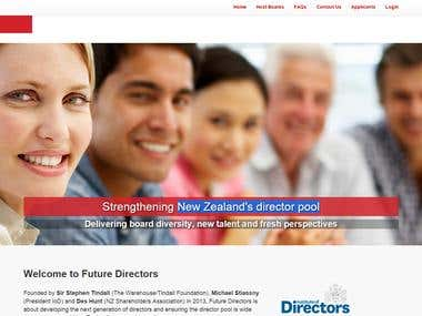 Official Website of FutureDirectors.co.nz