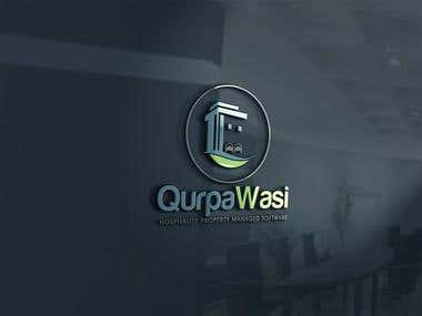 "Logo Design for ""QurpaWasi\"""