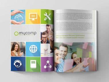 Produktblatt mycomp.ch - 2 von 10 Beispielseiten