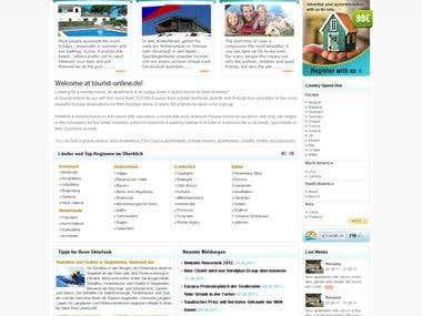 Property Advisor Website