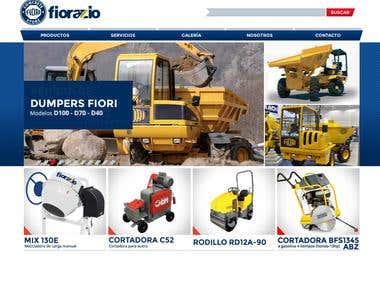 Website Fiorazio