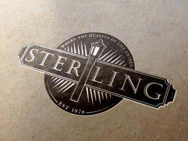Sterling City Logo