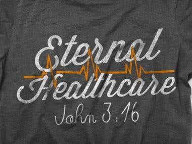 "Eternal Healthcare\"" and \""John 3:16"