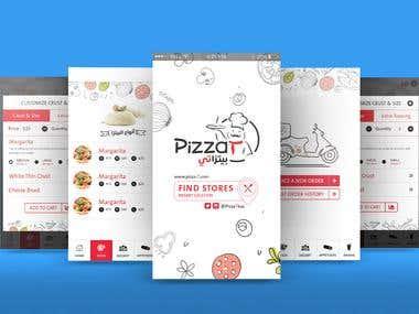 PizzaT App