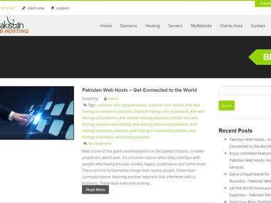 Webhostpk - Blog