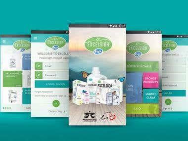 Excelsior App