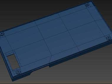 3d model for Iphone6 case for manufacturing....