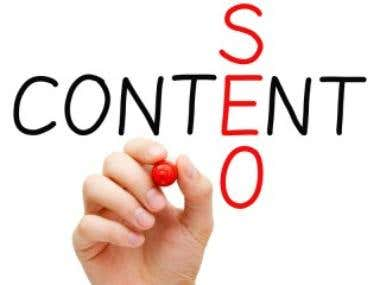 SEO Optimize Stong Content Writing