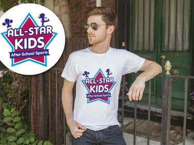 All-Star Kids logo