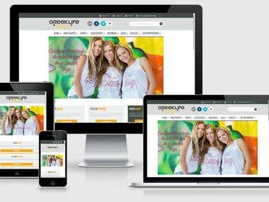Volusion Responsive Design