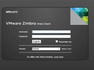 Zimbra Installation and Configuration
