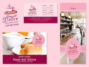 Branding: Casa Del Dolce