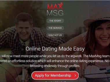 Max Msg