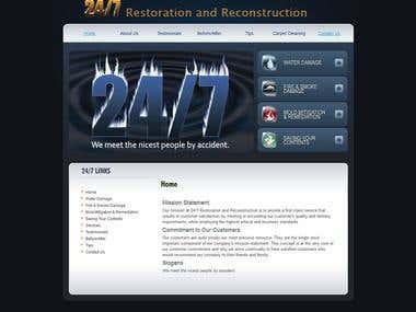 24-7restoration (Drupal)